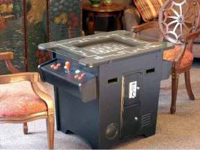 What games to put in family game room