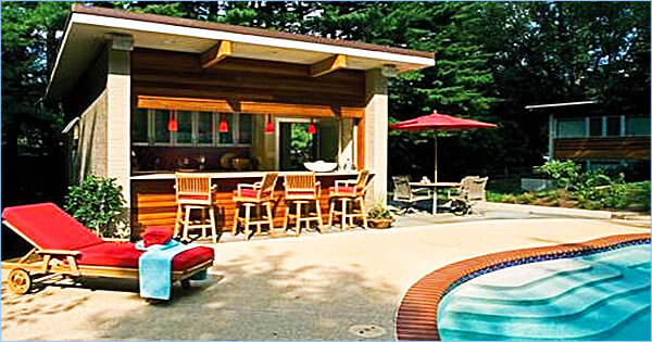 Pool Bars for Backyard Parties   InTheSwim Pool Blog on Backyard Pool Bar Designs id=70712