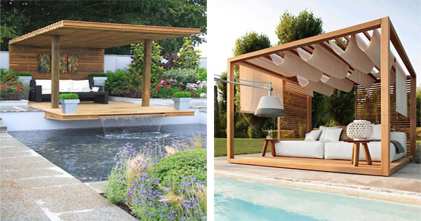 Cool Swimming Pool Cabanas | InTheSwim Pool Blog on Cabana Designs Ideas id=61658