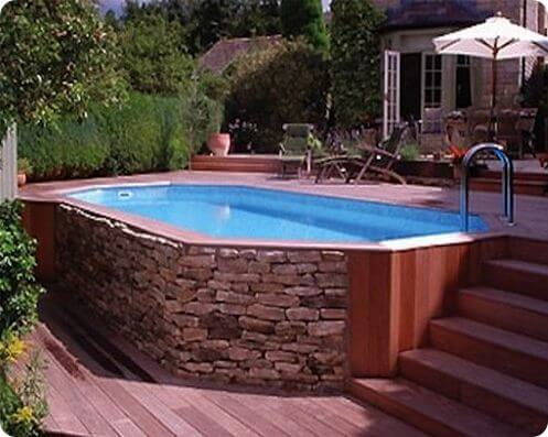 21+ Above Ground Pool Installation Near Me Images