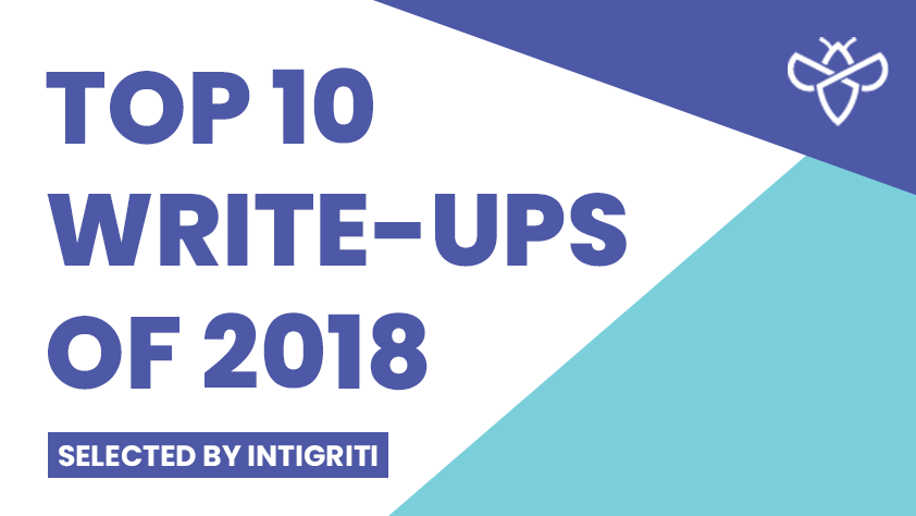 The best write-ups 2018 brought us
