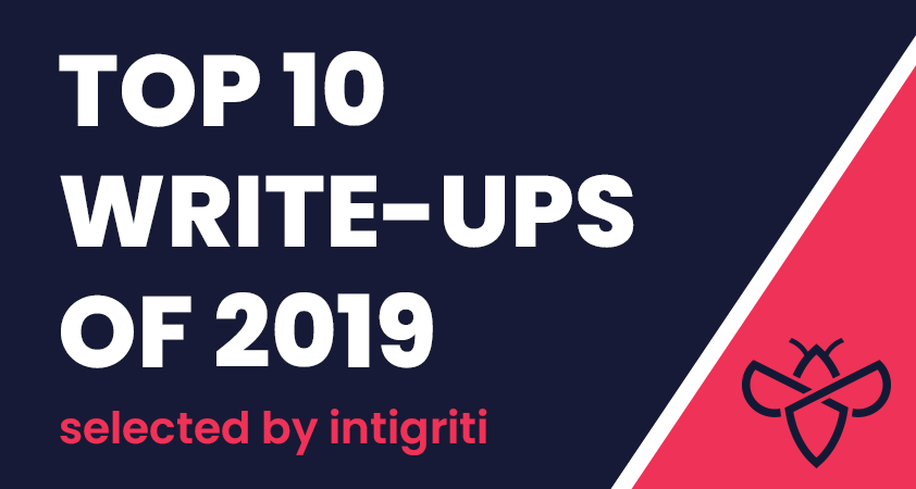 The Best Write-ups that 2019 Brought Us
