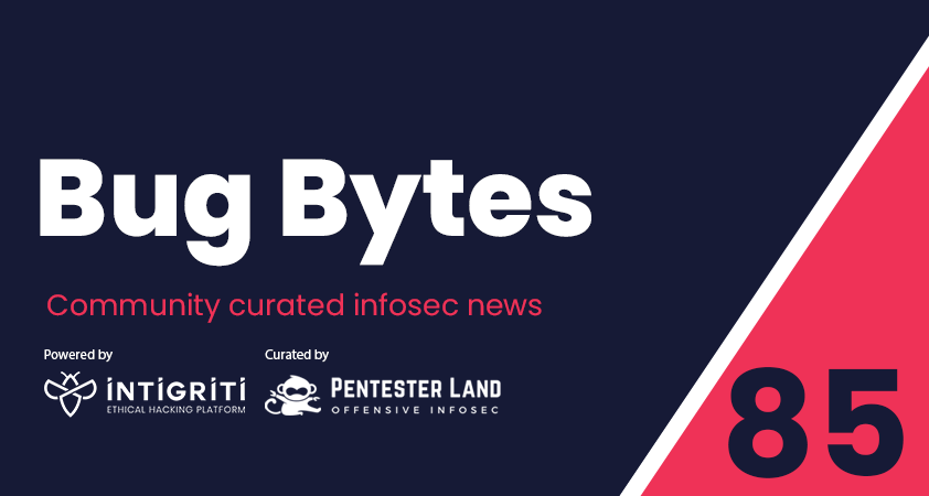 Bug Bytes #85 – Google Firebase keys worth $30K, How to find a mentor & Abusing Content-Type for WAF bypass & other shenanigans