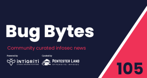 Bug Bytes #105 – Playing with Spring Boot Actuators, recon API sources, JS encryption & A heaps of writeups