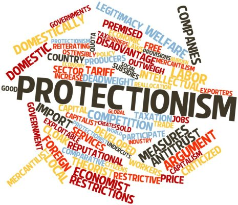 Protectionism: dumping, subsidy and safeguard
