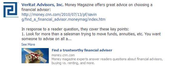 facebook marketing using cnn money