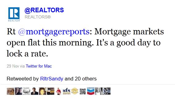 get retweets -  REALTORS, real estate
