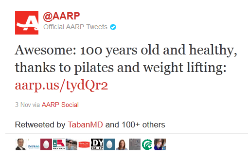 """twitter how to use - AARP, """"Life After 50"""""""