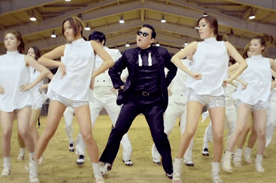 Marketing Style - Gangnam