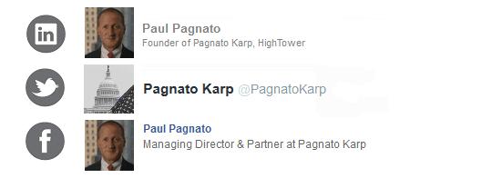 Paul Pagnato       HighTower