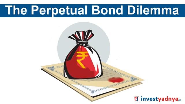 The Perpetual Bond Dilemma