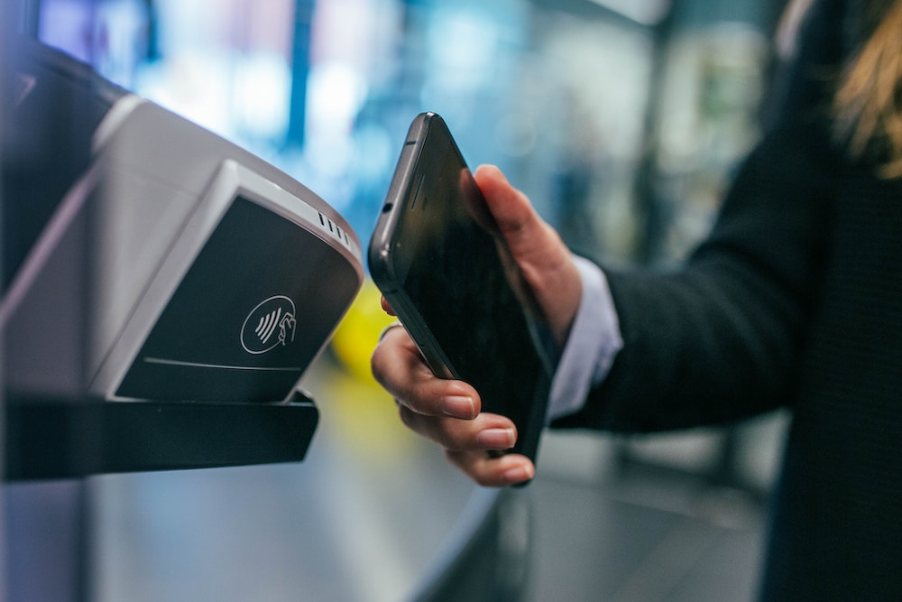 remote contactless payments