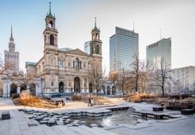 Warsaw square