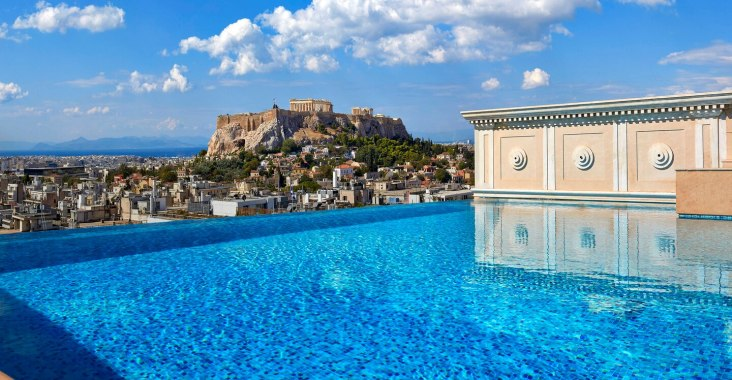 Luxury in Athens, Greece