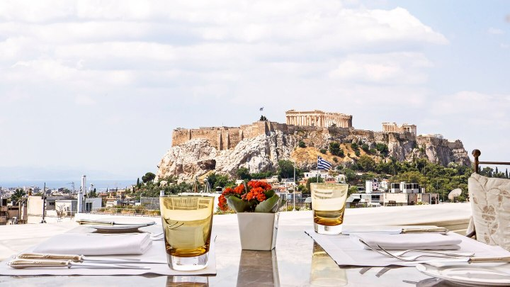 Discrete Luxury in the Heart of Athens