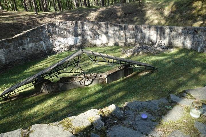 Vilnius Paneriai Memorial