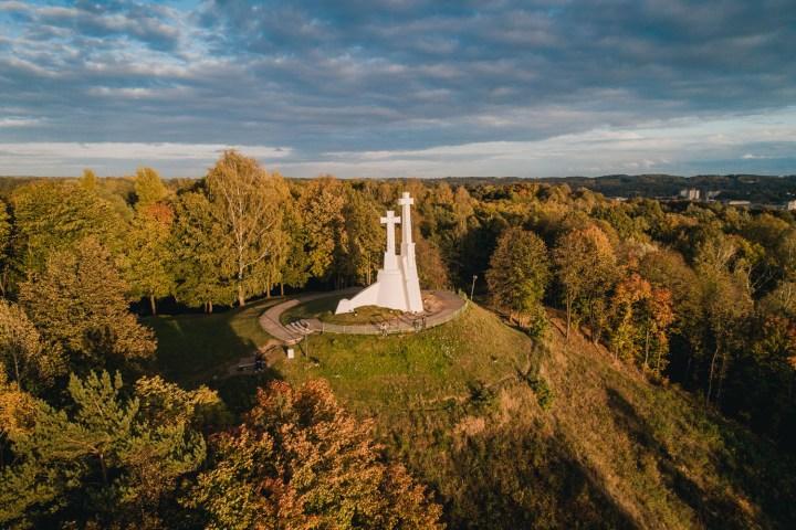 Vilnius - Hill of Three Crosses