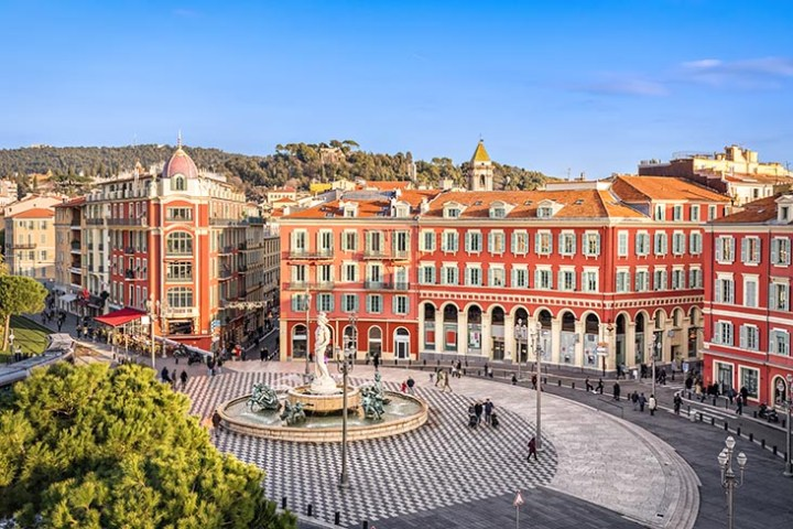 Nice - one of the most expensive cities in Europe