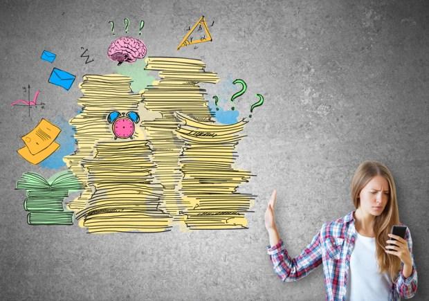 procrastinação nos estudos