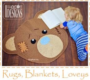 Rugs, Blankets, Loveys