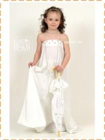 kids lace parasol 2