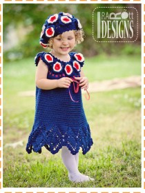 patriotic summer dress top and beret3