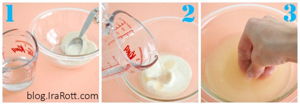 gelatine stiffening 1