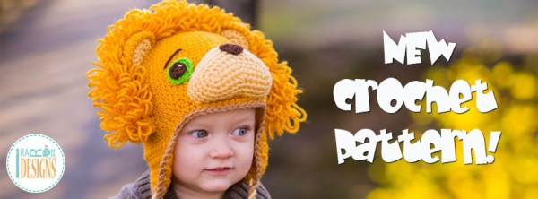 Lion Hat Crochet Pattern with Loop Stitch by IraRott