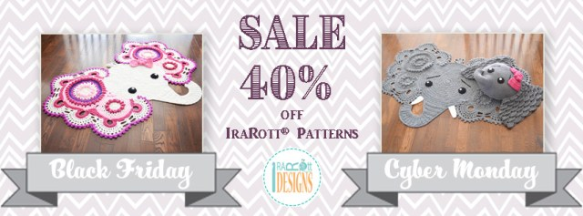 Black Friday - Cyber Monday - Biggest SALE of the Year at IraRott