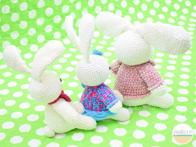Sunny The Chubby Little Bunny Crochet Pattern By IraRott (2)