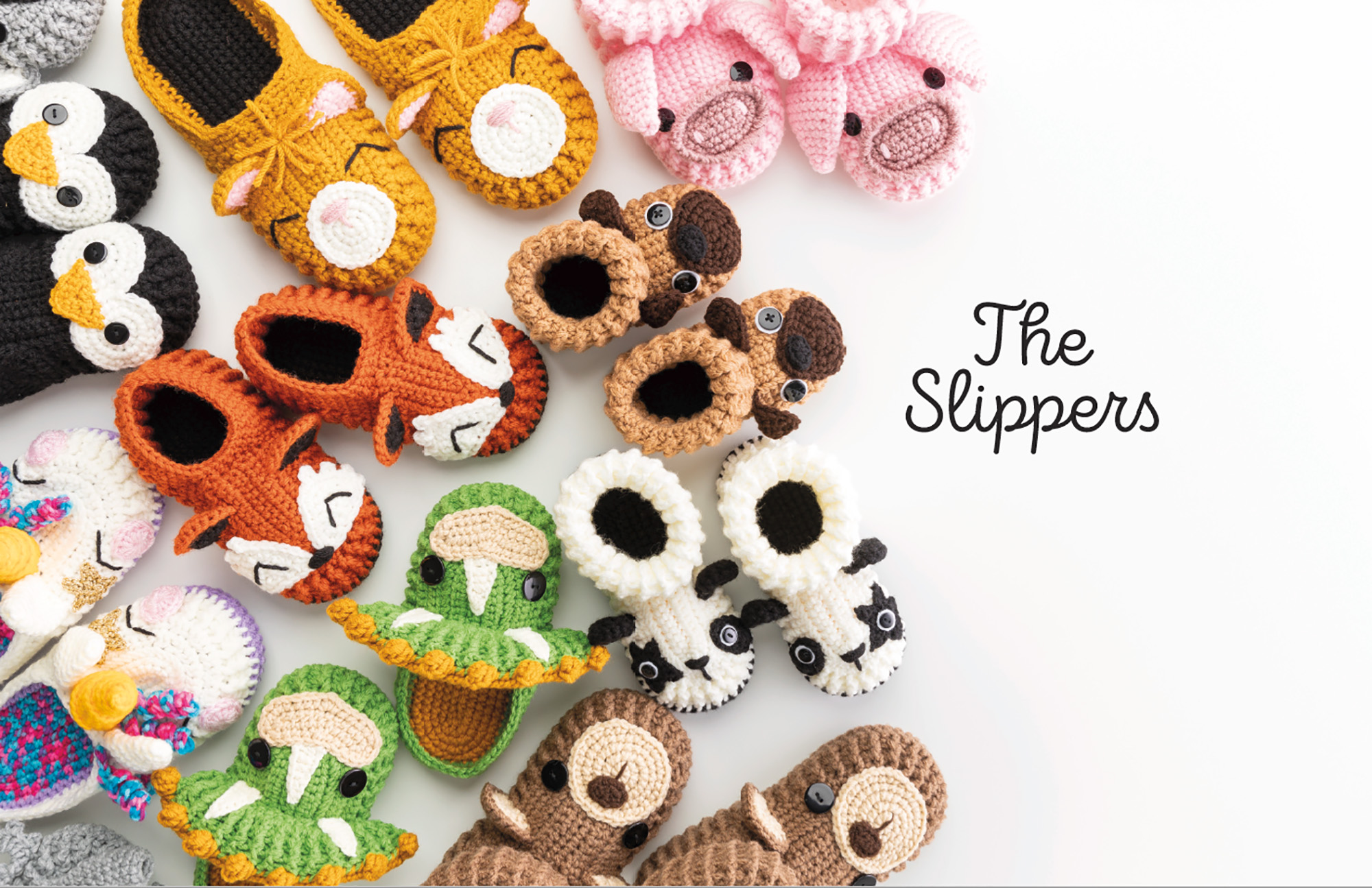Crochet Animal Slippers – Introduction