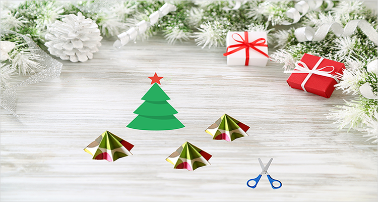 Diy paper christmas tree tips or how to give waste paper a second diy paper christmas tree tips or how to give waste paper a second life solutioingenieria Image collections