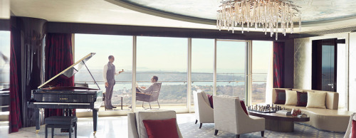 Image from Raffles Hotel Istanbul website