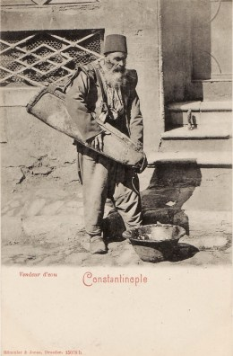 Saka - Water Seller