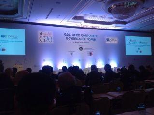 G20 OECD Kurumsal Yönetim Forumu