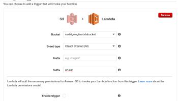 Amazon Lambda Web Scraper