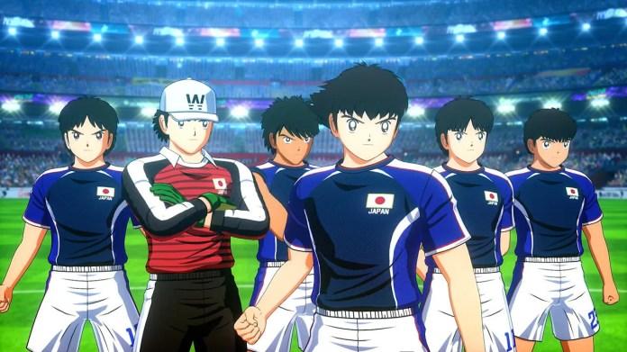 Guida introduttiva a Captain Tsubasa: Rise of New Champions – Il Blog  Italiano di PlayStation