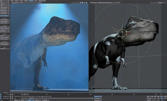 ALL-Newtek-Lightwave-3d