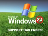 Windows XP Support Ended Banner