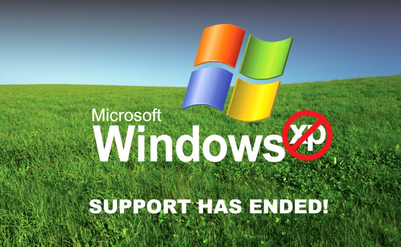 The Demise of Windows XP