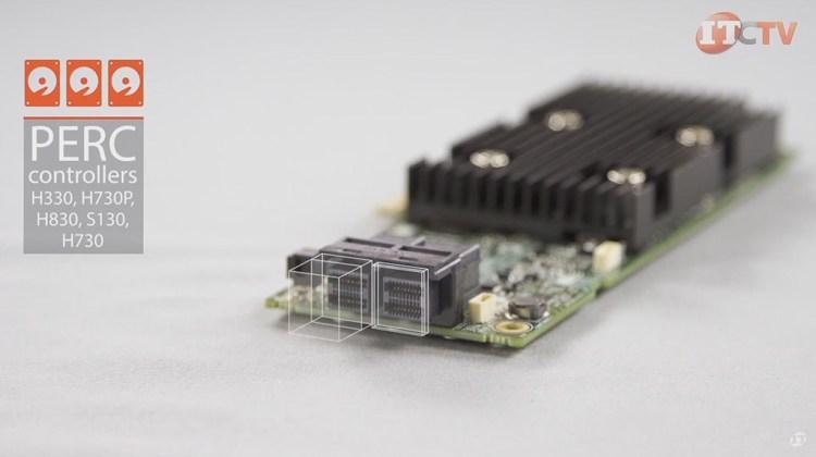 PERC H730 HD/RAID controller