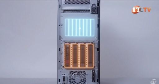 HPE ProLiant ML110 Gen 10 2.5-inch Storage Bays