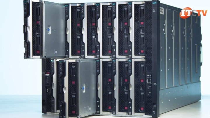 HP 12000 Frame