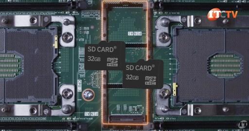 Cisco Mini Storage Connector on Motherboard