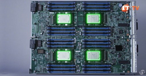 Cisco UCS 5108 Server CPU