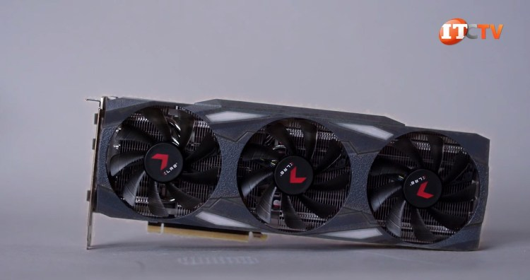 PNY GeForce RTX 3090 GPU