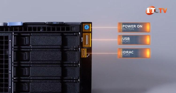 Dell PowerEdge MX840c panel