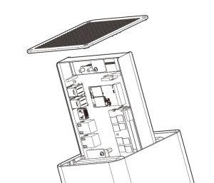NE-201 Hardware Details Instruction