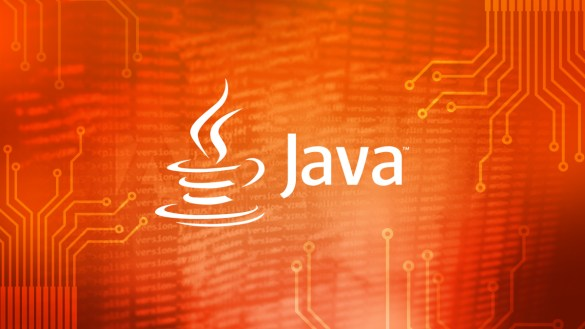 Logo do Java.