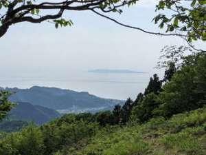 日本国の頂上から日本海を望む:開拓生活研究所ブログ